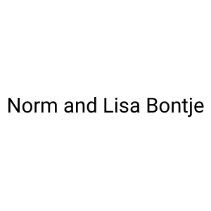 Norm and Lisa Bontje