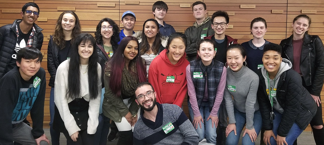 The 2017-2018 Youth Grantmaking Board