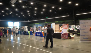 Amazon nonprofit expo