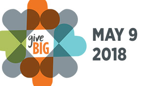 GiveBIG logo May 9 2018