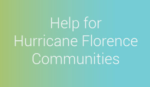 Help for Hurricane Florence Communities