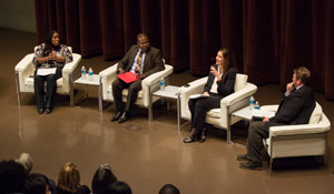 A LiveWire panel of experts discusses the supports that homeless students need to succeed.