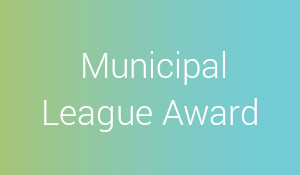 Municipal League Award title