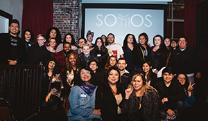 Members of Somos Seattle