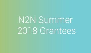 Neighbor to Neighbor summer 2018 grantees