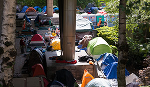 Seattle tent city