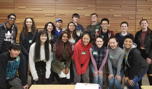Youth Grantmaking Board creates learning and impact