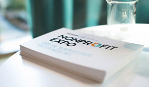 amazon nonprofit expo business card
