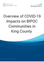 1- Overview of COVID-19 Impacts on BIPOC Communities in King County 150x210