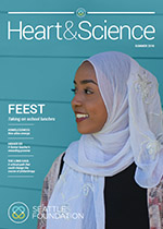 Heart and Science cover vol 1