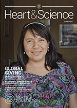 Heart and Science cover vol 3 150