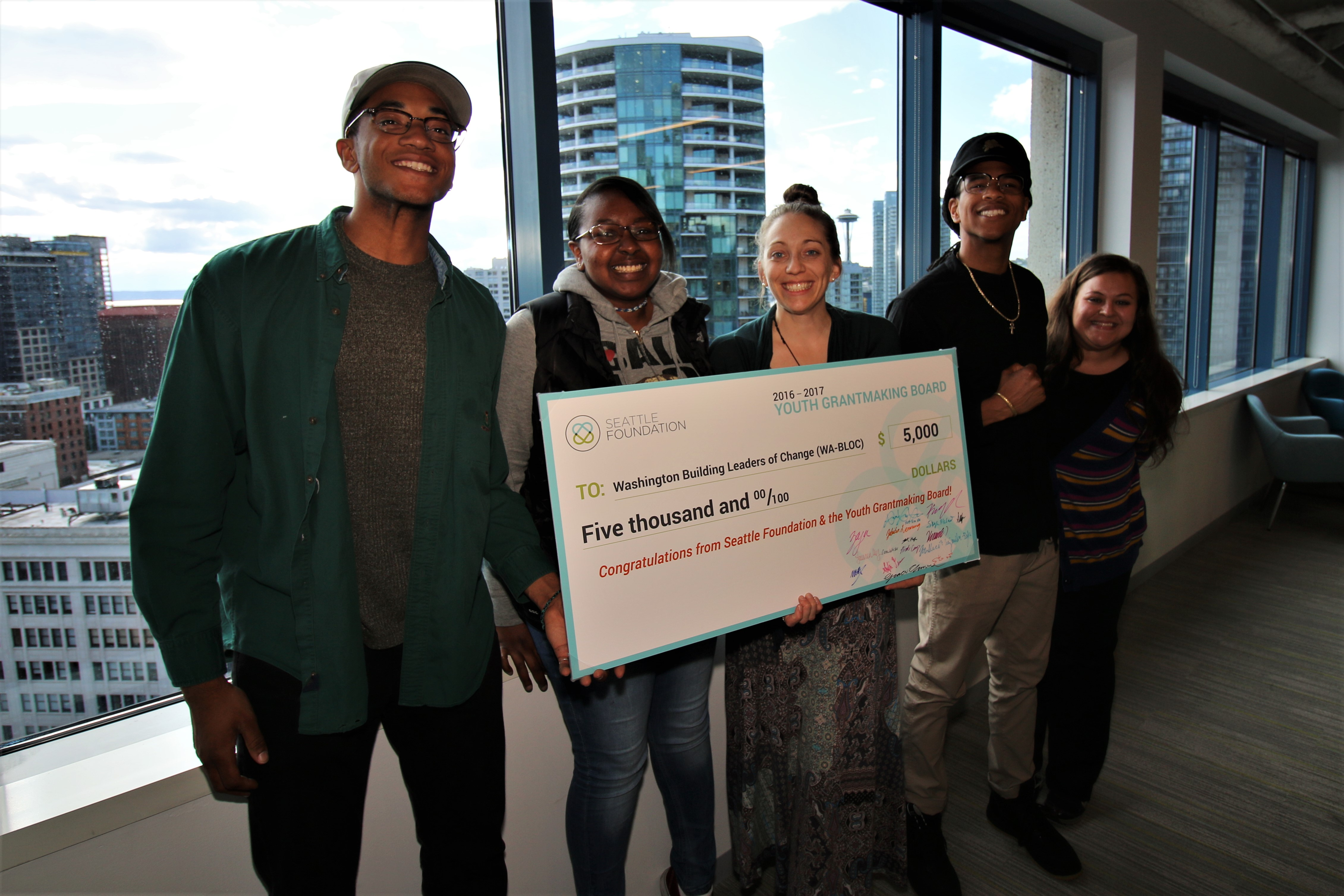 YGB Awards $20,000 to Local Organizations