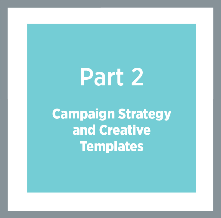 Part 2 - Campaign Strategy and Creative Templates